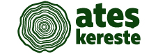 Ateş Kereste Logo